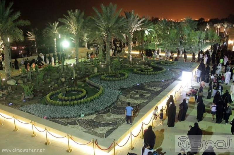 مهرجان ربيع الرياض في البجيري1