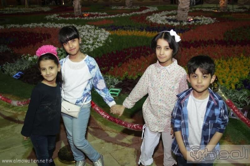 مهرجان ربيع الرياض في البجيري11