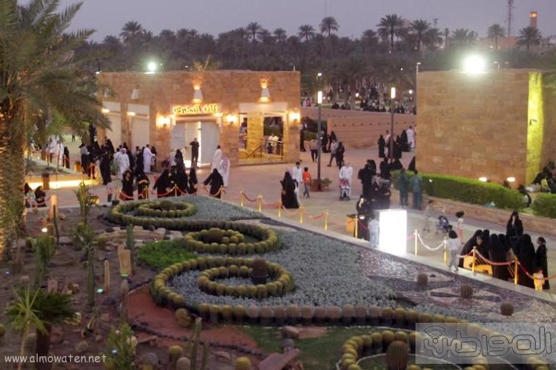 مهرجان ربيع الرياض في البجيري12