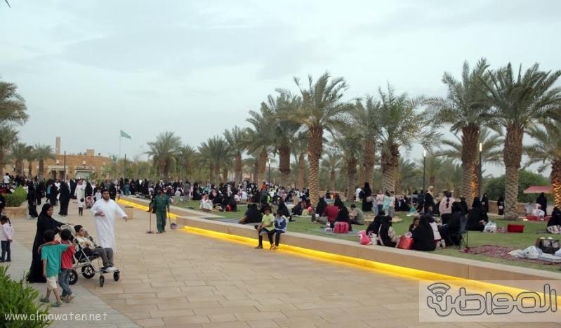 مهرجان ربيع الرياض في البجيري13