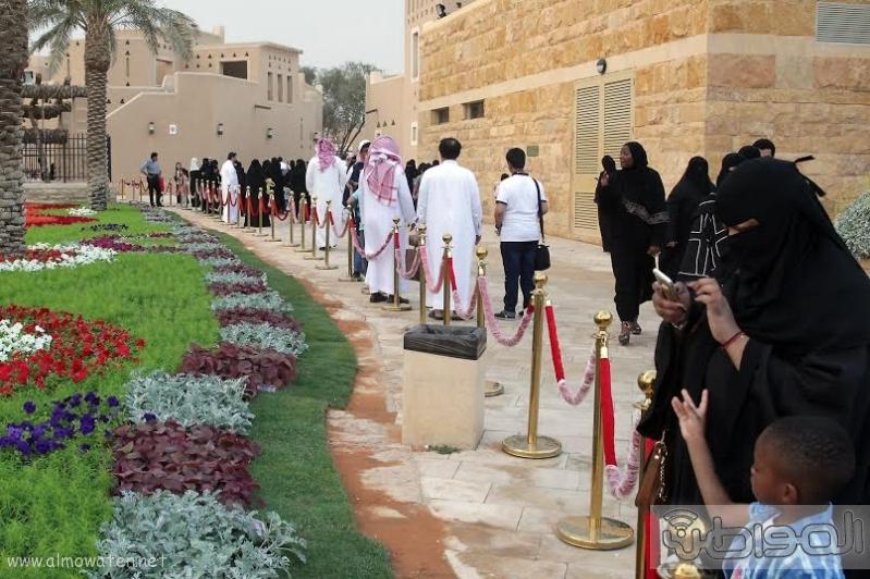 مهرجان ربيع الرياض في البجيري17