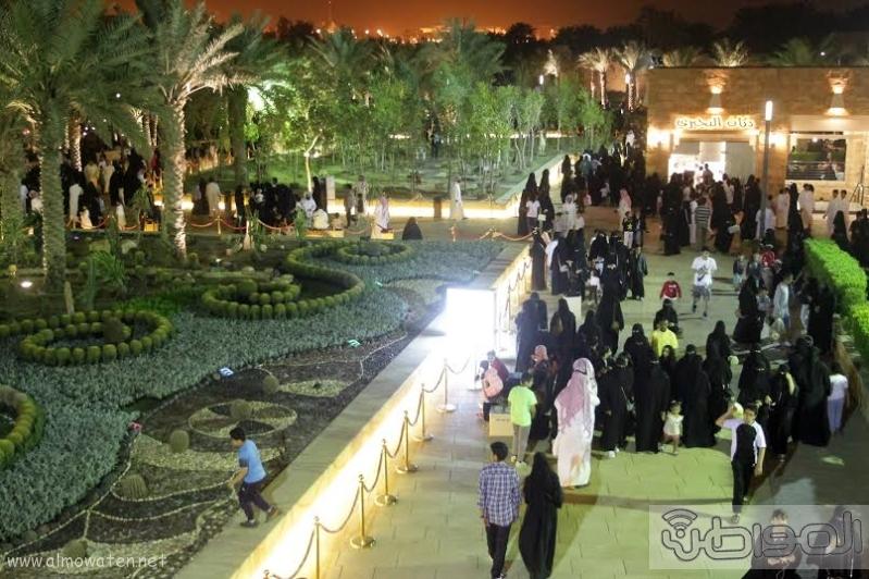 مهرجان ربيع الرياض في البجيري3