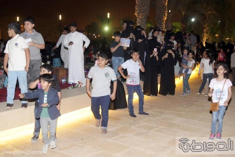 مهرجان ربيع الرياض في البجيري5