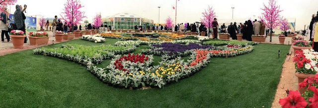 في ربيع الرياض.. مليون وردة وعروض فلكلورية - المواطن