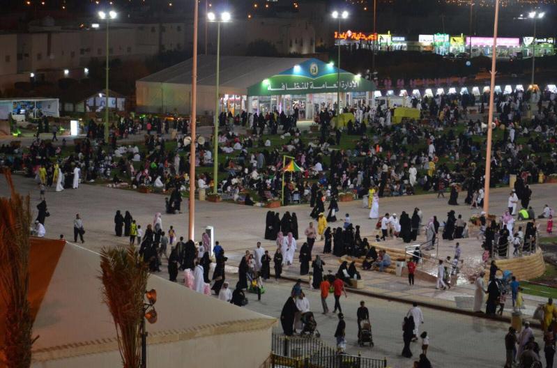 مهرجان ربيع #الرياض1