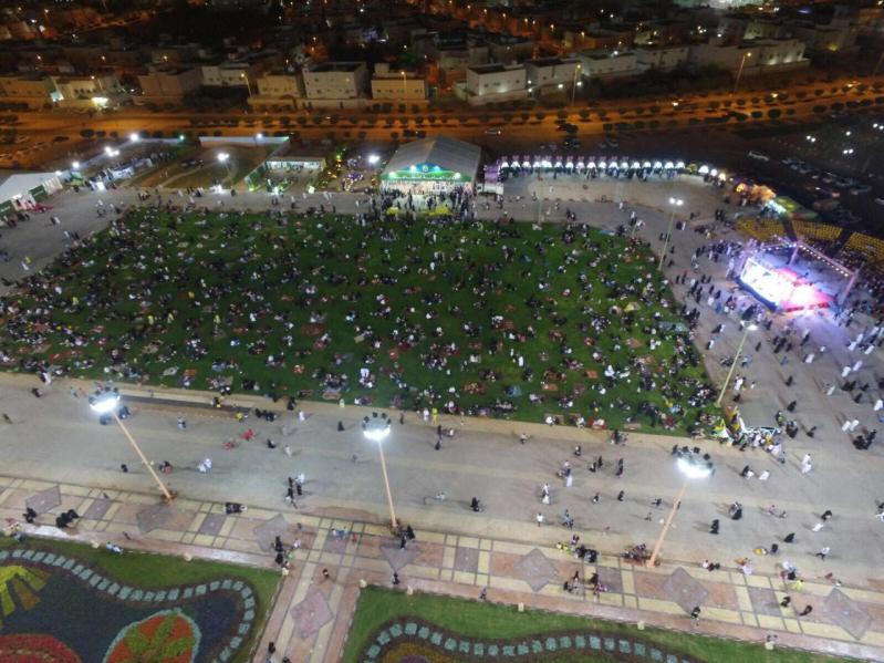 مهرجان ربيع #الرياض2