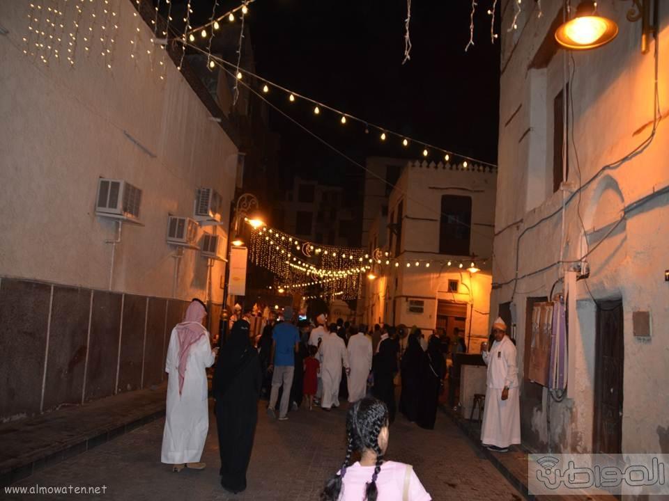 مهرجان رمضاننا كدا التاريخي بجدة (23)