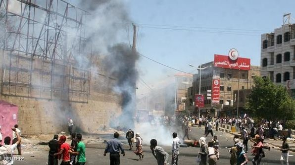مواجهات-مع-الحوثيين