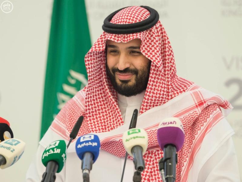 موتمر محمد بن سلمان11