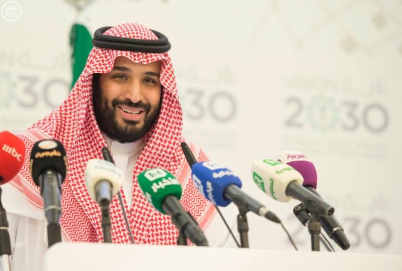 موتمر محمد بن سلمان7