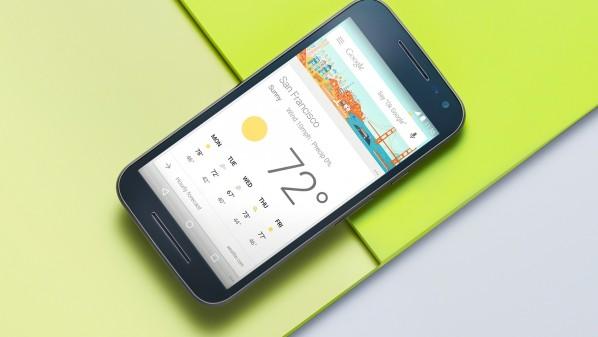 """موتورولا تعلن رسميا عن الجيل الثالث من هاتفها الذكي """"موتو جي"""" - المواطن"""