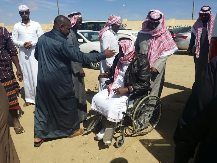 موسى العزي والد الشهيدين أحمد وقاسم العزي