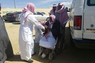 """والد الشهيدين """"العزي"""" يناشد علاجه بمركز متخصص ونقل """"سامي"""" - المواطن"""