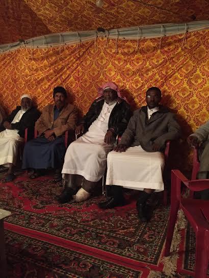 موسى العزي والد الشهيدين أحمد وقاسم العزي6