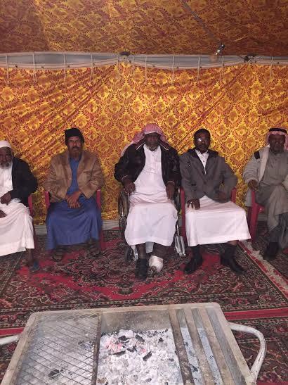 موسى العزي والد الشهيدين أحمد وقاسم العزي7