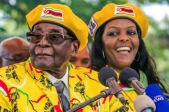 زيمبابوي موغابي