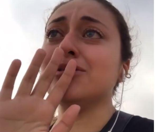 بالفيديو.. مونيكا صدقي صاحبة الصور المخلة على فيسبوك تدافع عن نفسها