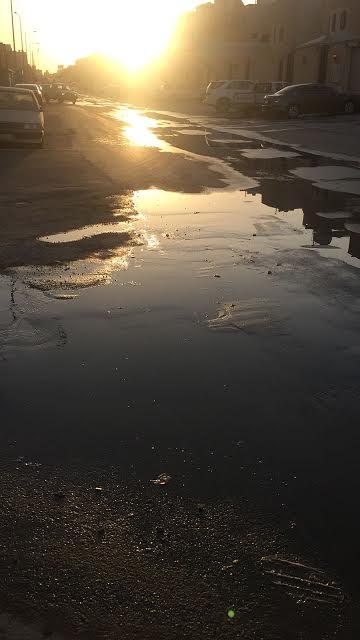 مياه الصرف الصحي بالدار البيضاء تؤرق نوم الأهالي وتدفعهم للرحيل 1