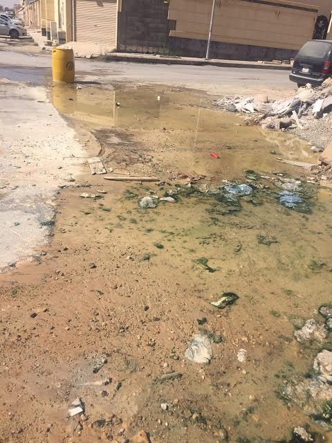 مياه الصرف الصحي بالدار البيضاء تؤرق نوم الأهالي وتدفعهم للرحيل 3