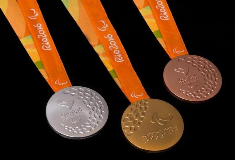 ميداليات الألعاب الأولمبية في ريو