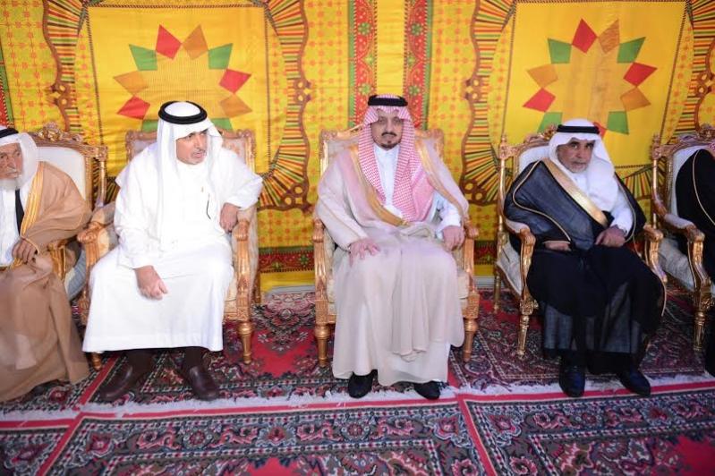مير عسير يعزي أسرة أبو حمامة بمقر العزاء بحي المنسك   2