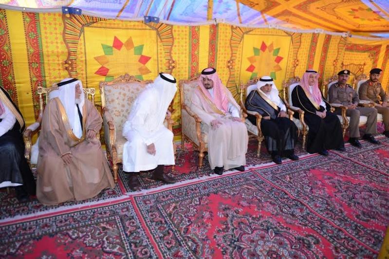مير عسير يعزي أسرة أبو حمامة بمقر العزاء بحي المنسك   4