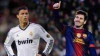 ميسي يعادل رقم رونالدو في دوري أبطال أوروبا