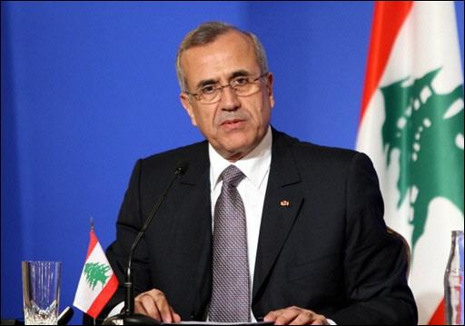 ميشيل سليمان - ميشال سليمان - الرئيس اللبناني