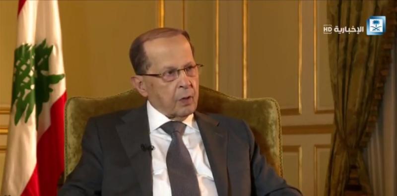 عون : نريد أن نعرف من هي أم لبنان حتى نعطيها لبنان - المواطن