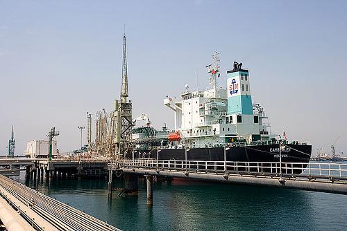 ميناء الجبيل
