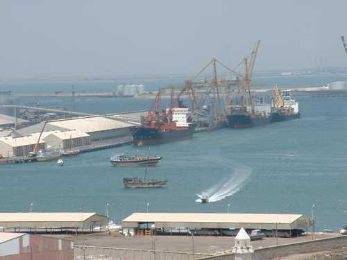 ميناء سفاجا البحري