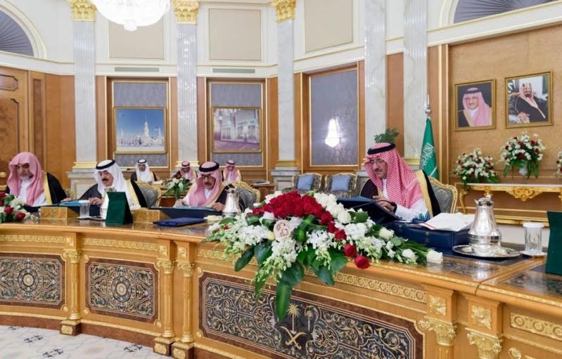 نائب الملك يترأس مجلس الوزراء 5