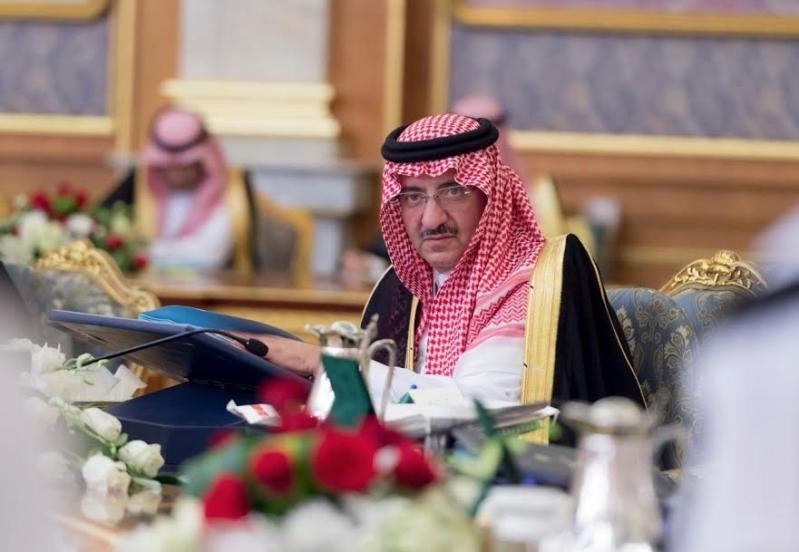 نائب الملك يترأس مجلس الوزراء 6