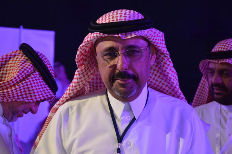 نائب رئيس العمليات الارضية بالخطوط السعودية عصام فواد نور