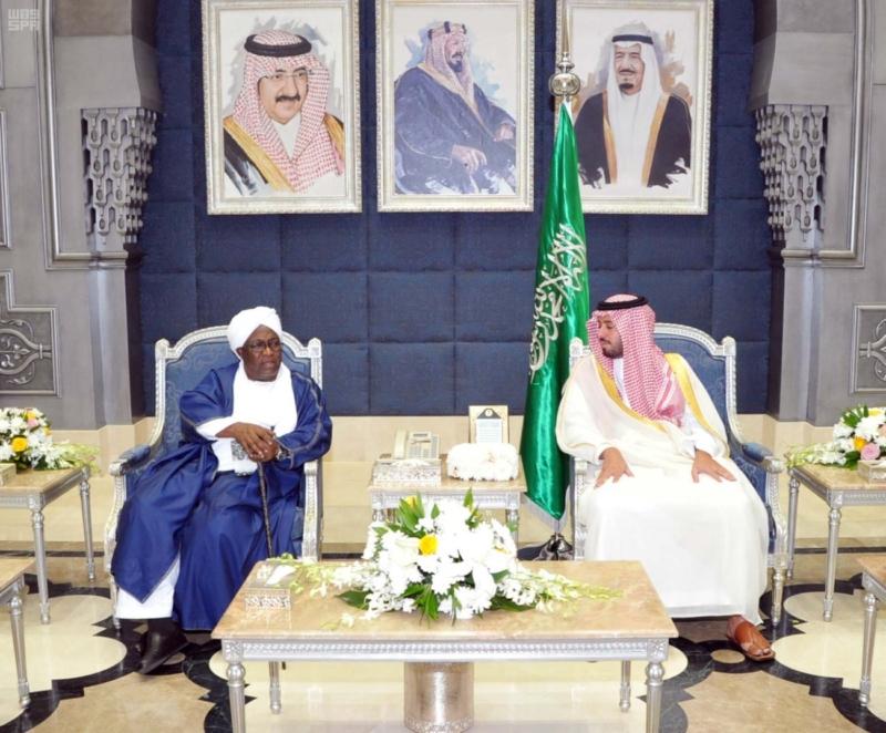 نائب رئيس جمهورية السودان يصل جدة