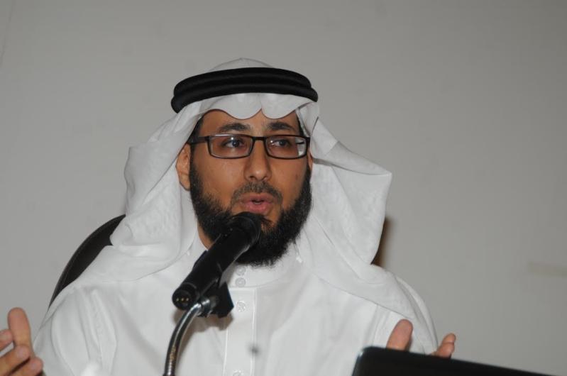 نائب رئيس مجلس إدارة المؤسسة المطوف محمد بن حسن معاجيني