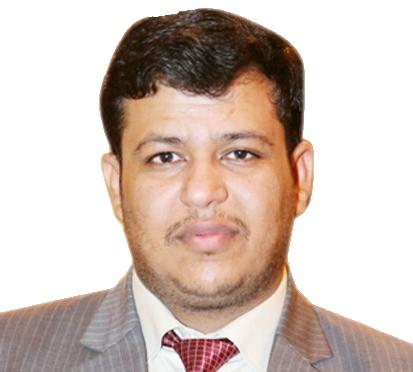 نائب مدير مكتب الرئاسة اليمنية رئيس الفريق الاستشاري الحكومي للمشاورات عبدالله العليمي