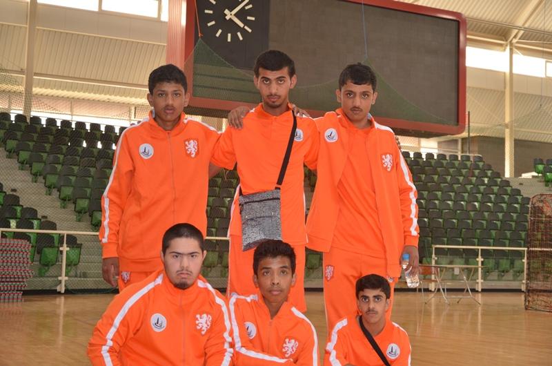 نادي الجوف ثالث نوادي المملكة في البوتشي (11)