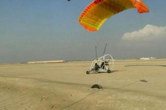 """بالصور.. نادي الطيران بـ #الحريضة """"متعة وسياحة"""" جوية - المواطن"""