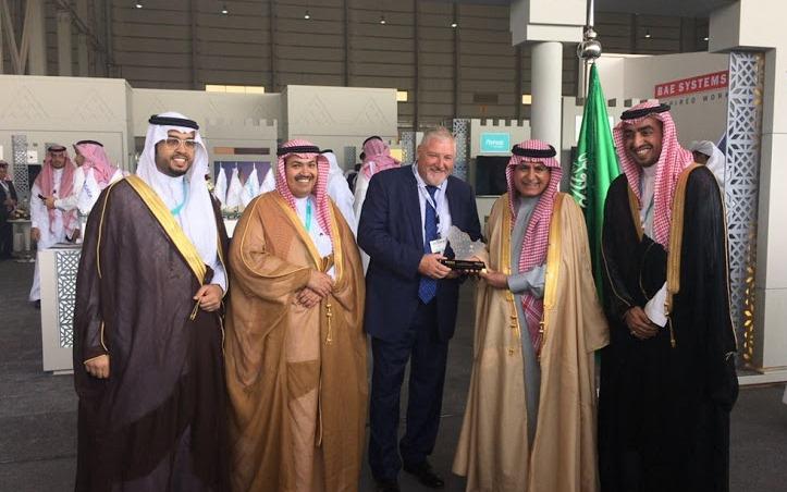 ناس يشارك في النسخة الرابعة من معرض البحرين الدولي للطيران