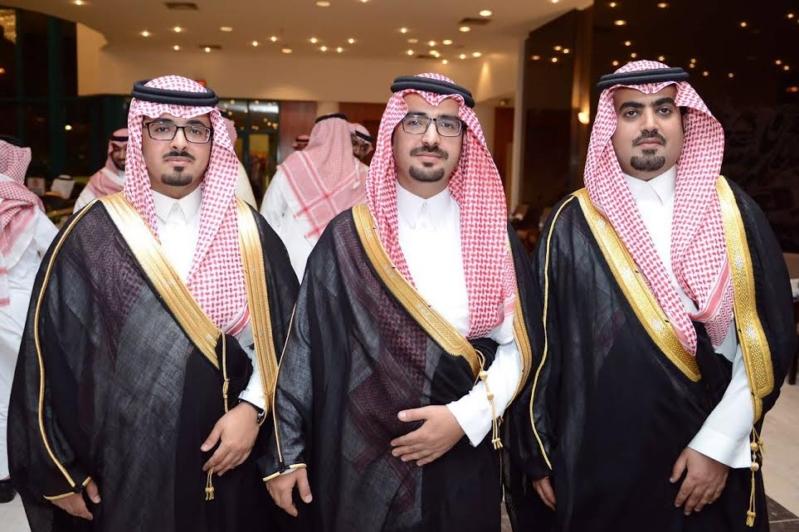 ناصر الدامر يحتفل بزواجه