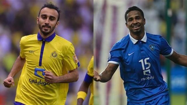 ناصر الشمراني ومحمد السهلاوي