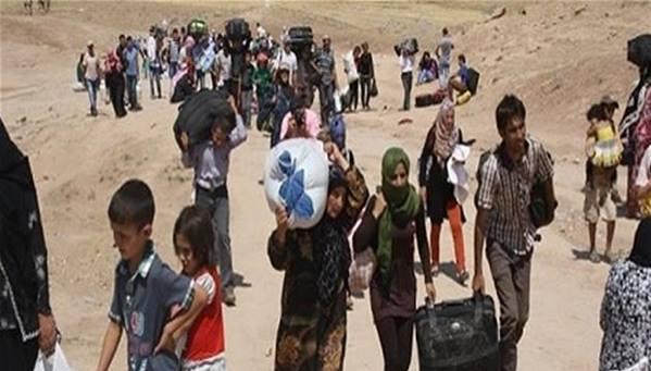 نزوح الموصل