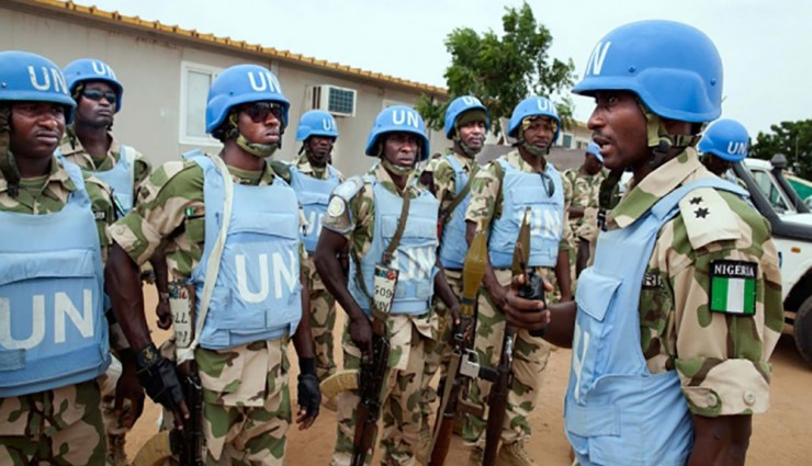 نشر قوات حفظ السلام بجنوب السودان