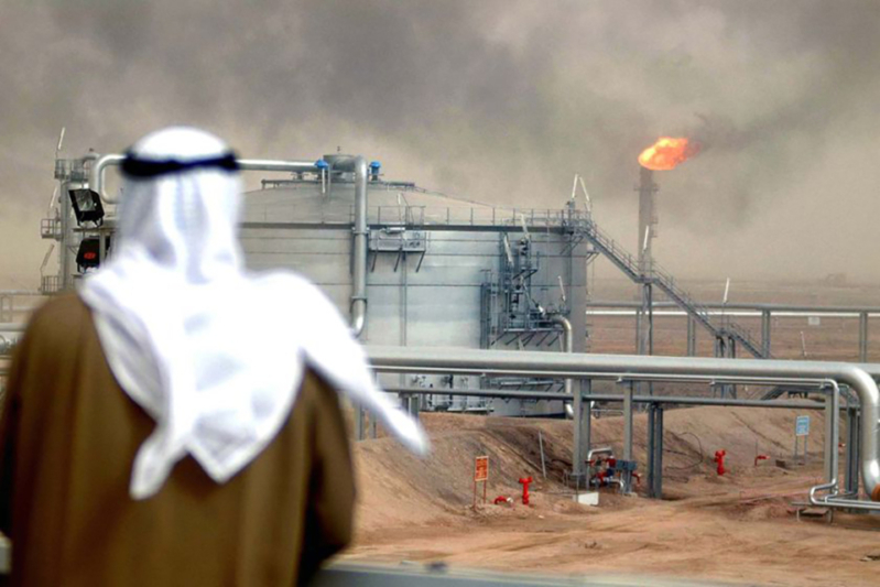 بعد نسف الاتفاق النووي.. هدية ثمينة للمملكة وهذا سعر النفط في 2018