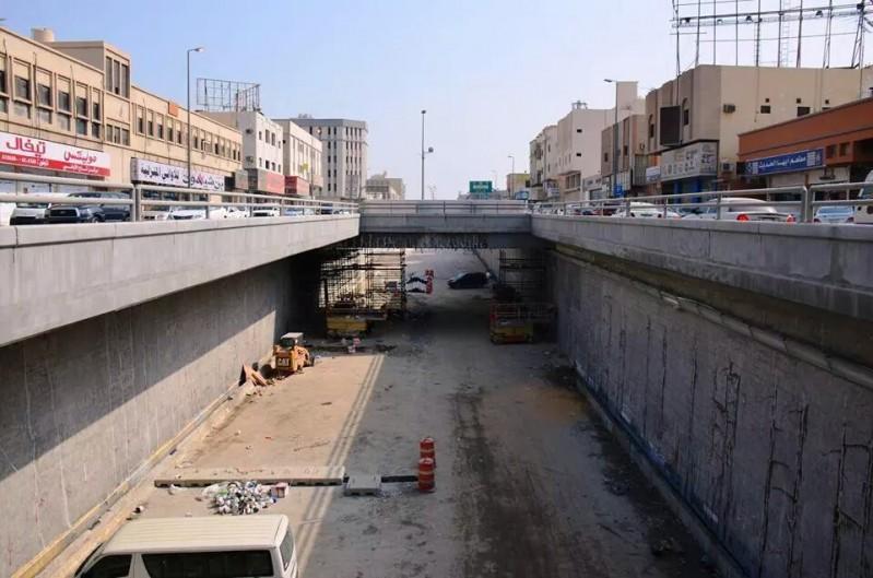نفق طريق الملك فهد بن عبدالعزيز  (2)