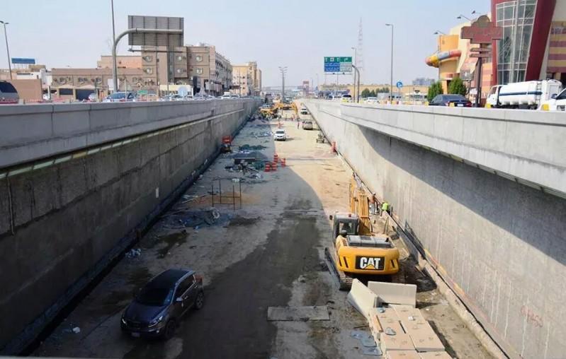 نفق طريق الملك فهد بن عبدالعزيز  (3)