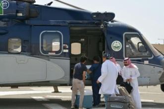نقل أعضاء مُتْبرَّع بها عبر طائرة الإخلاء الطبي بمكة - المواطن