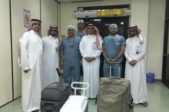 رغم التحديات.. نقل الأعضاء لطفل متوفي دماغيًا بالمركز السعودي - المواطن