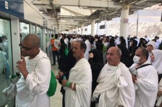 بالفيديو والصور.. تطوير مكة: تصعيد 303 آلاف حاج إلى عرفات بقطار المشاعر - المواطن